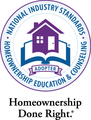 Proud Homeownership Standards Adopter